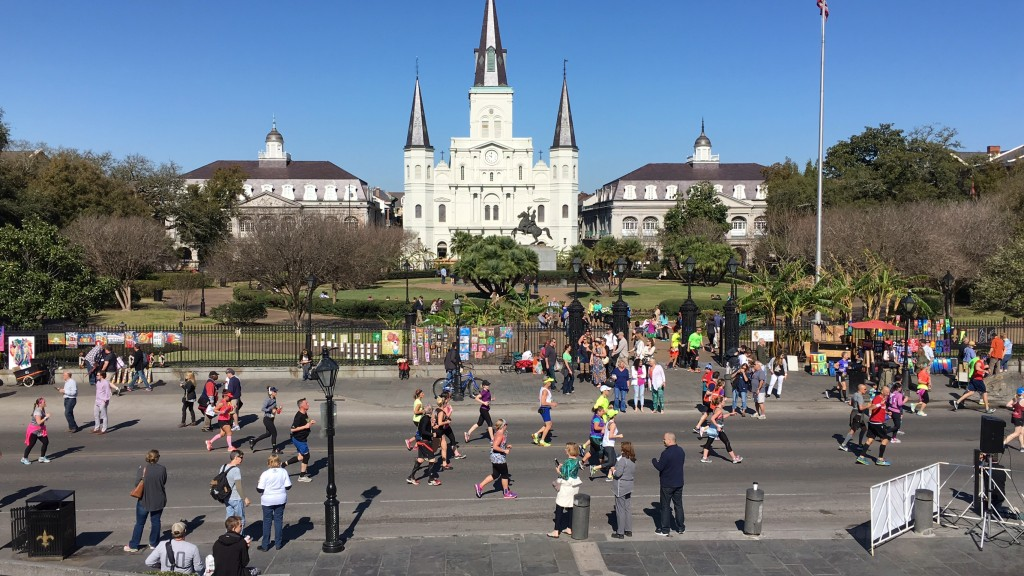 Jackson Square Rock n Roll Nola, 2016